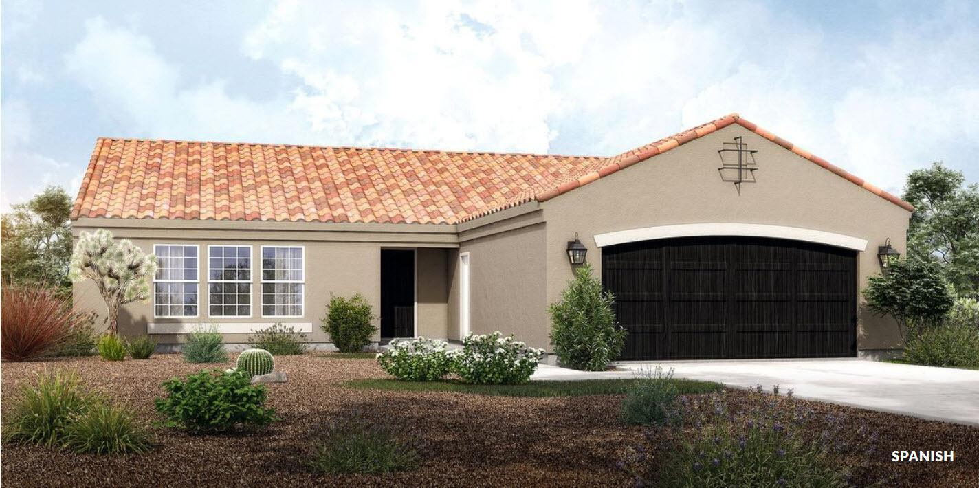 Exterior featured in The Marston - Build On Your Land By Adair Homes in Phoenix-Mesa, AZ