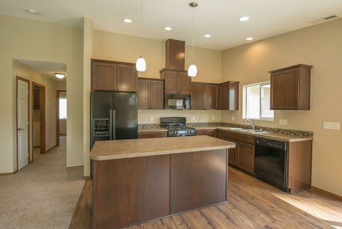 Kitchen-in-The Arcadia East - Build On Your Lot-at-Central Washington-in-Union Gap