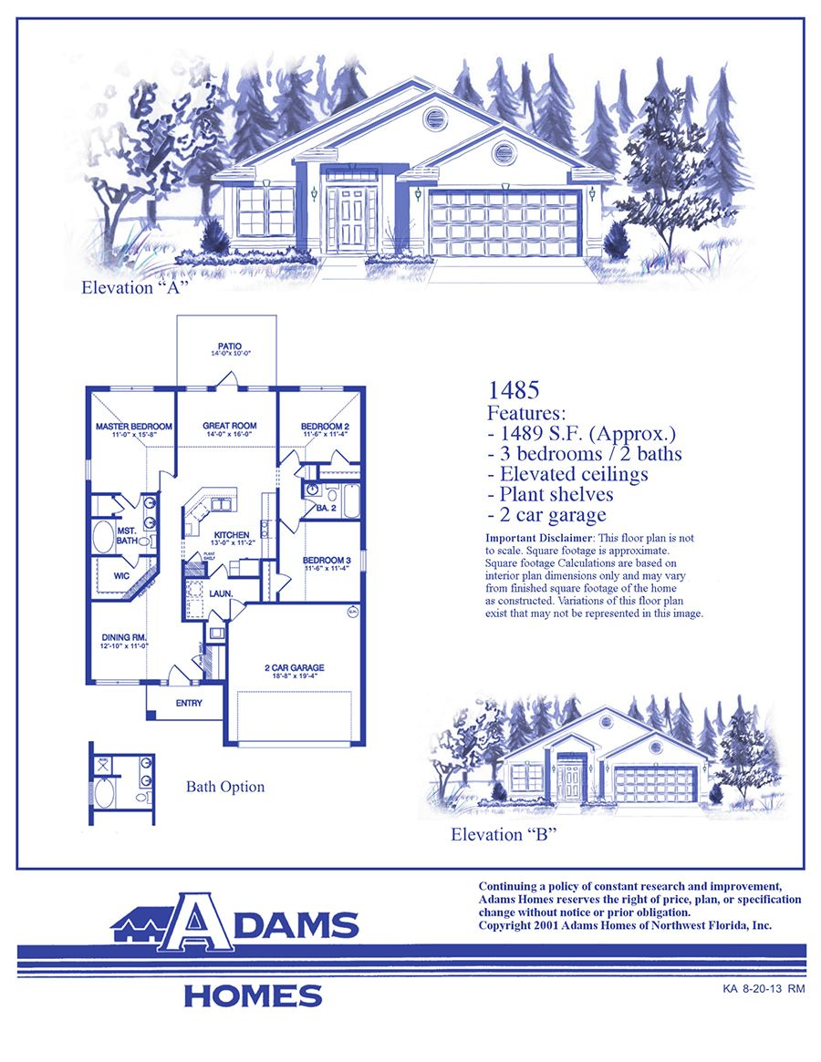 Adams Homes-HBA Tampa New Home Plans in Hudson FL ... on lowe's home floor plans, adams homes 2380 floor plan, adams 3000 floor plan interior, adams home plans by number, clayton homes floor plans, adams homes 2625 floor plan, biloxi floor plans, adams homes floor plan 2705, epcon communities floor plans, adams house plans, adams homes 1540 floor plan, maronda homes florida floor plans, 1910 adams home floor plans, federal adams home floor plans, double wide floor plans, adams homes floor plan 2831, florida custom home floor plans,
