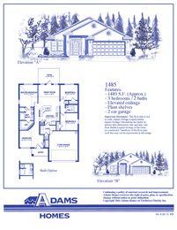 Adams Homes-HBA Tampa New Home Plans in Hudson FL ... on adams homes model 2265, adams homes layout, adams homes 1820 plan, adams homes 2169 model, adams homes model 3000, adams homes 2240 model, adams homes model 2010, your plans, adams 3000 floor plan interior, adams homes kitchens, adams home plans by number, adams homes 2508 plan, adams homes gulf breeze fl,