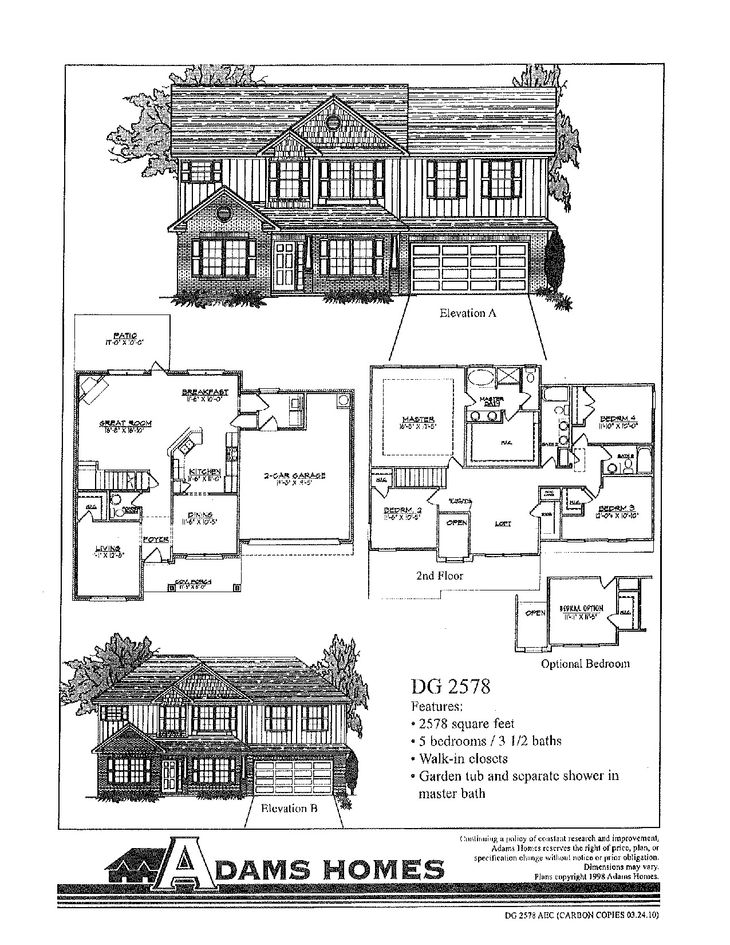 2578:5 Bedrooms 3/5 Baths