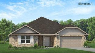Plan 1902 - Grand Oaks Reserve: Cleveland, Texas - Adams Homes