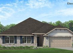 Plan 2316 - Grand Oaks Reserve: Cleveland, Texas - Adams Homes