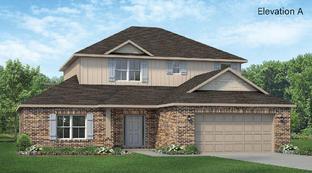 Plan 2500 - Grand Oaks Reserve: Cleveland, Texas - Adams Homes