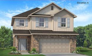 Plan 2227 - Vanbrooke: Brookshire, Texas - Adams Homes