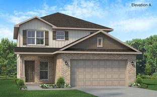 Plan 2025 - Vanbrooke: Brookshire, Texas - Adams Homes