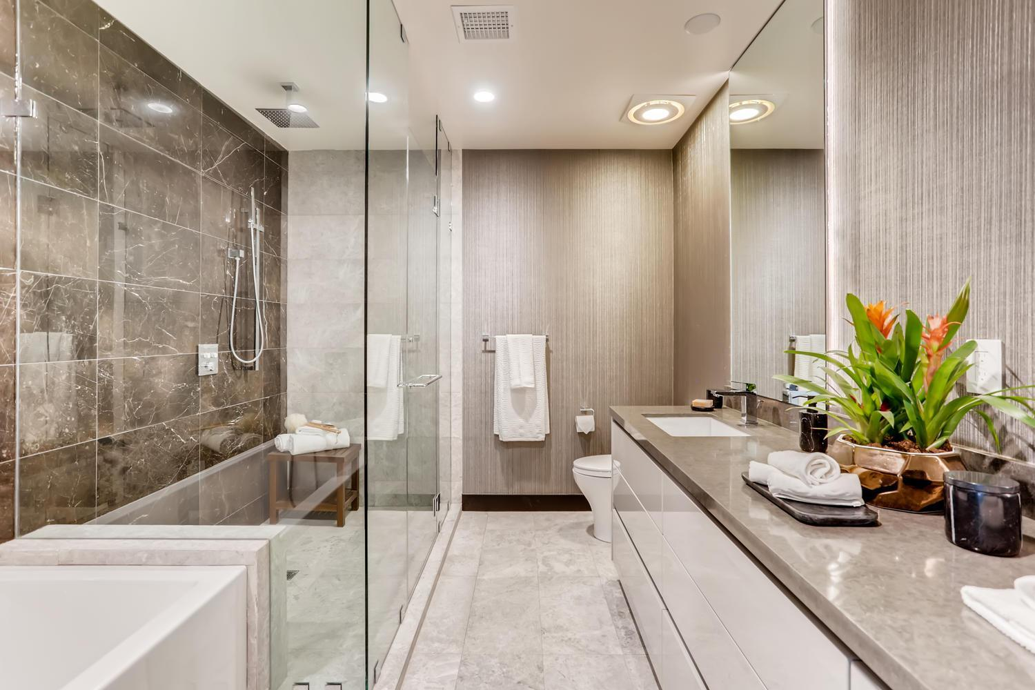 Bathroom featured in the Penthouse 6 By Adept Urban  in Los Angeles, CA