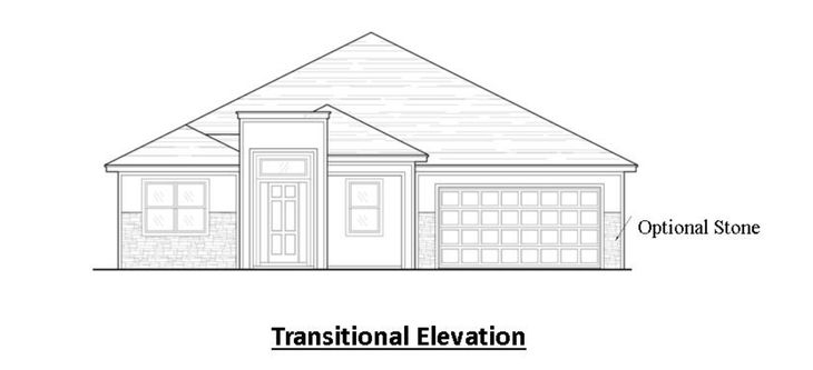 The Floridian:Transitional Elevation