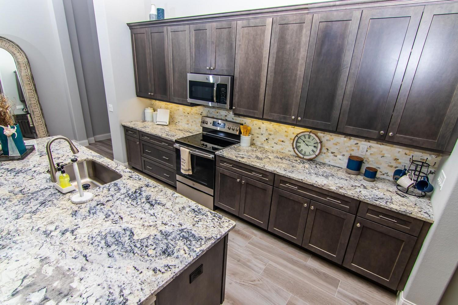 Kitchen featured in The Floridian By Adley in Daytona Beach, FL