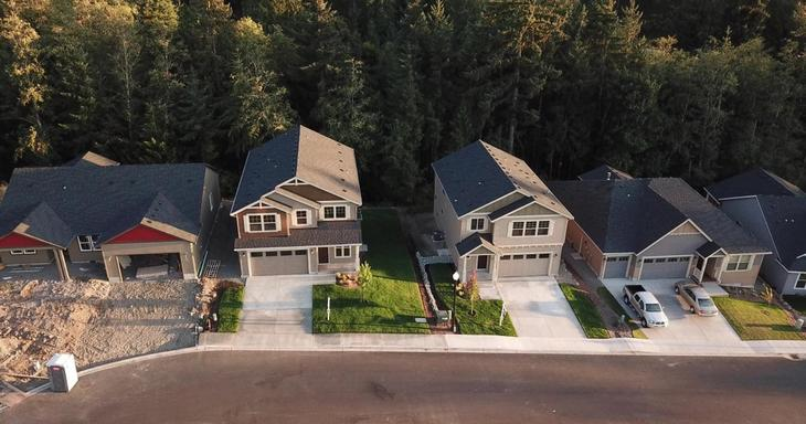 Stone Forest Community in Kalama WA by Aho Construction