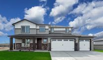 The Heights at Red Mountain Ranch Phase 2 by Aho Construction I, Inc. in Richland Washington