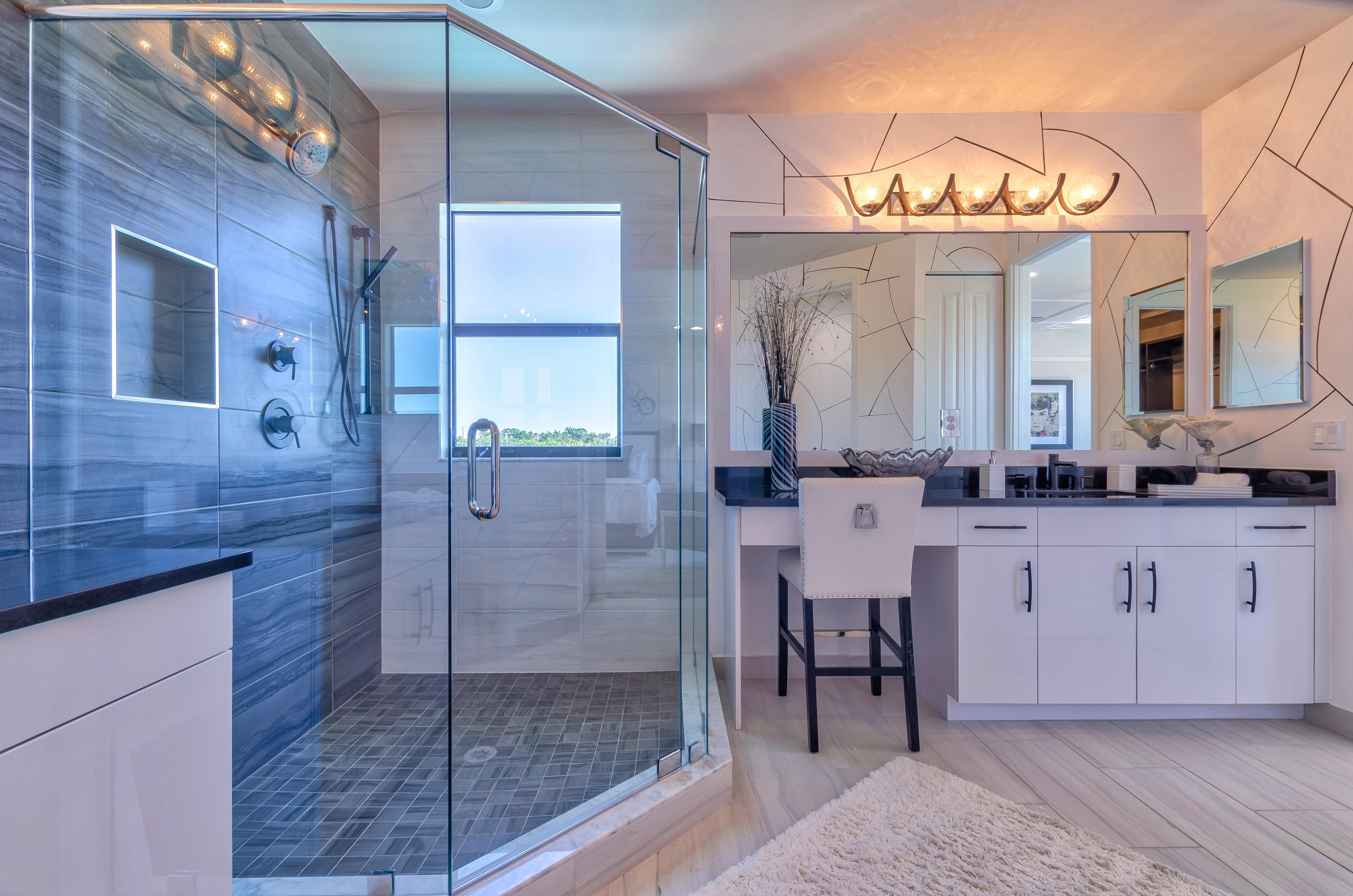 Bathroom featured in the Costa By Akel Homes in Palm Beach County, FL