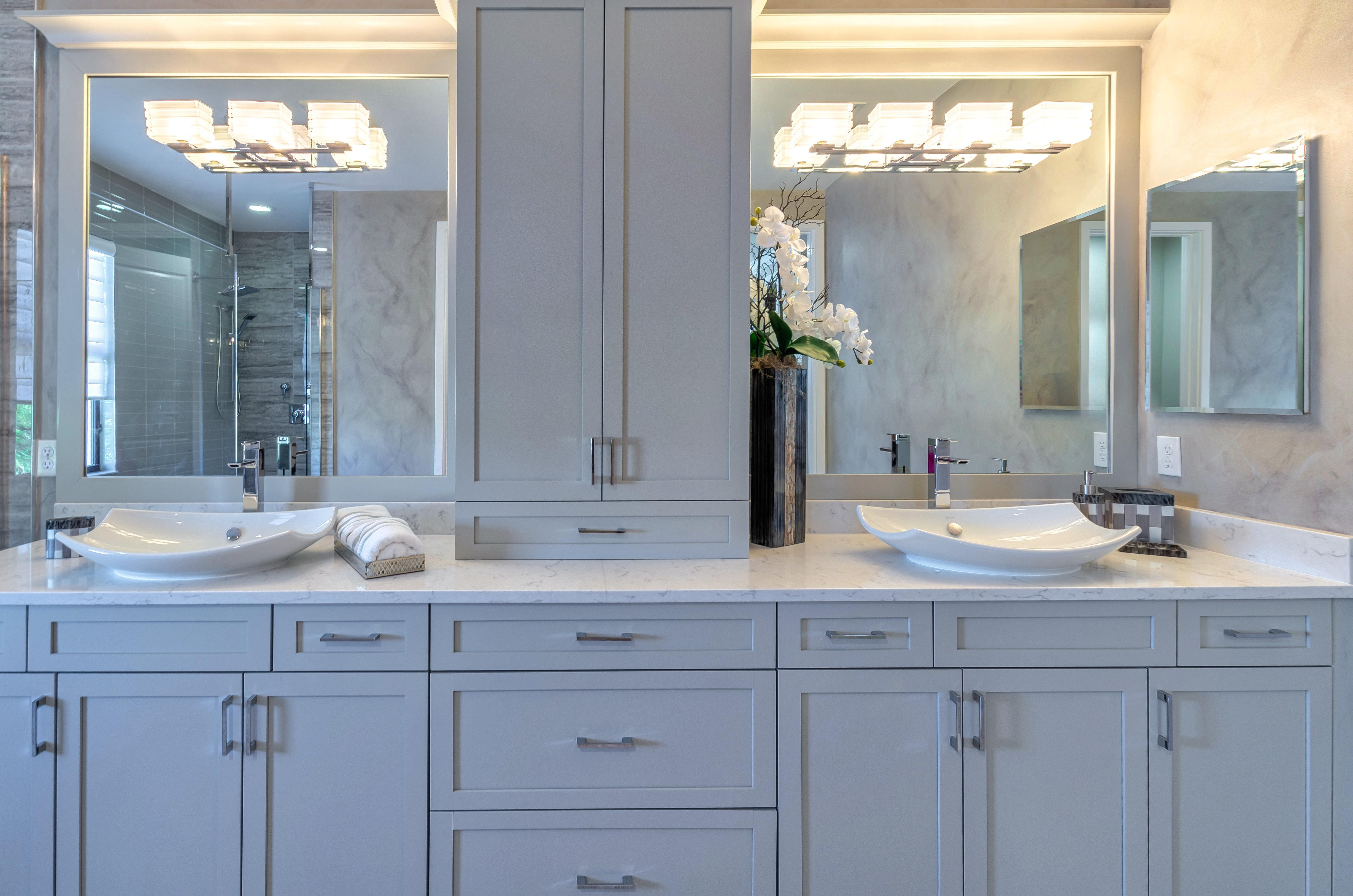 Bathroom featured in the Mesa By Akel Homes in Palm Beach County, FL