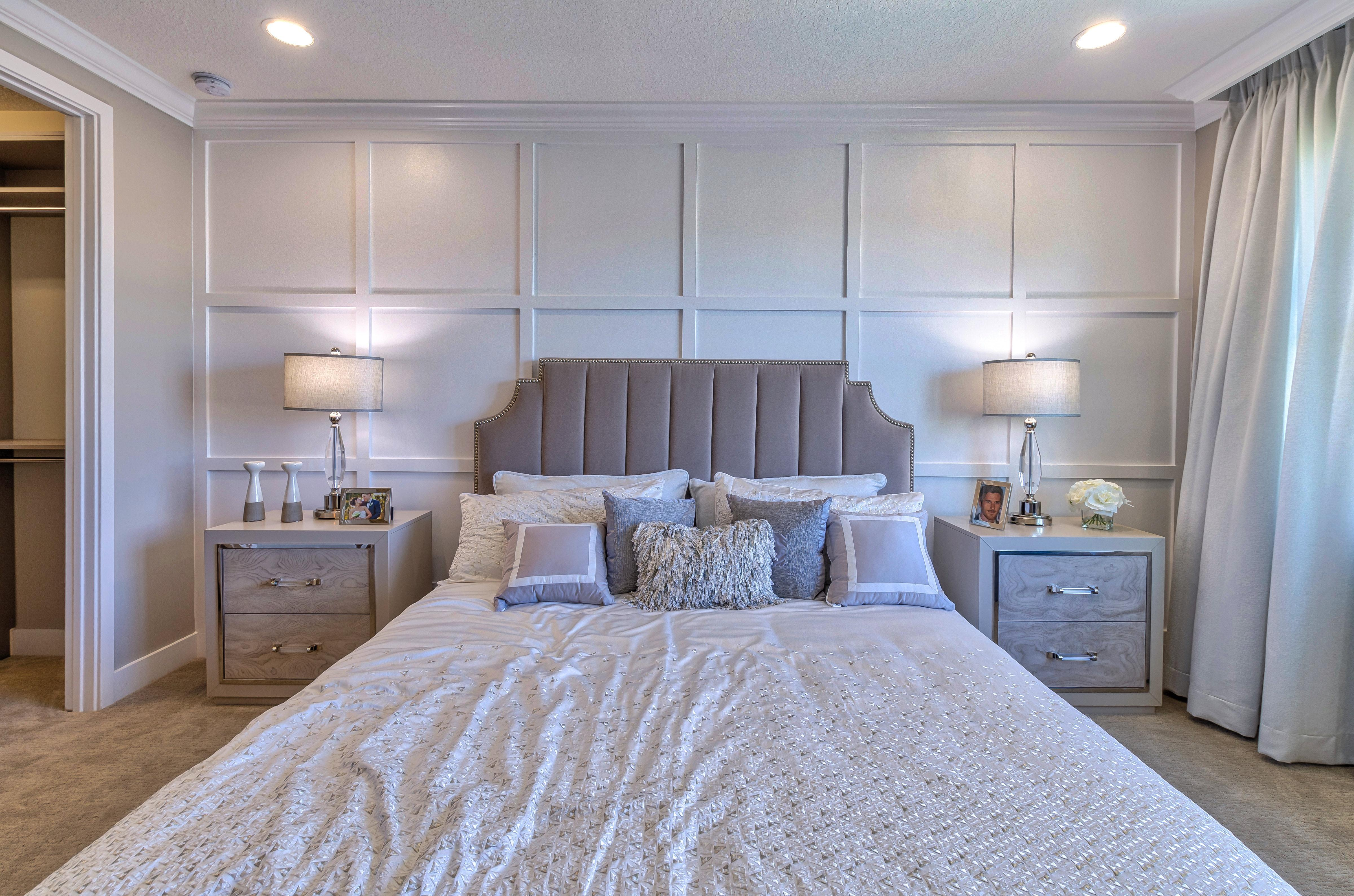 Bedroom featured in the Mesa By Akel Homes in Palm Beach County, FL