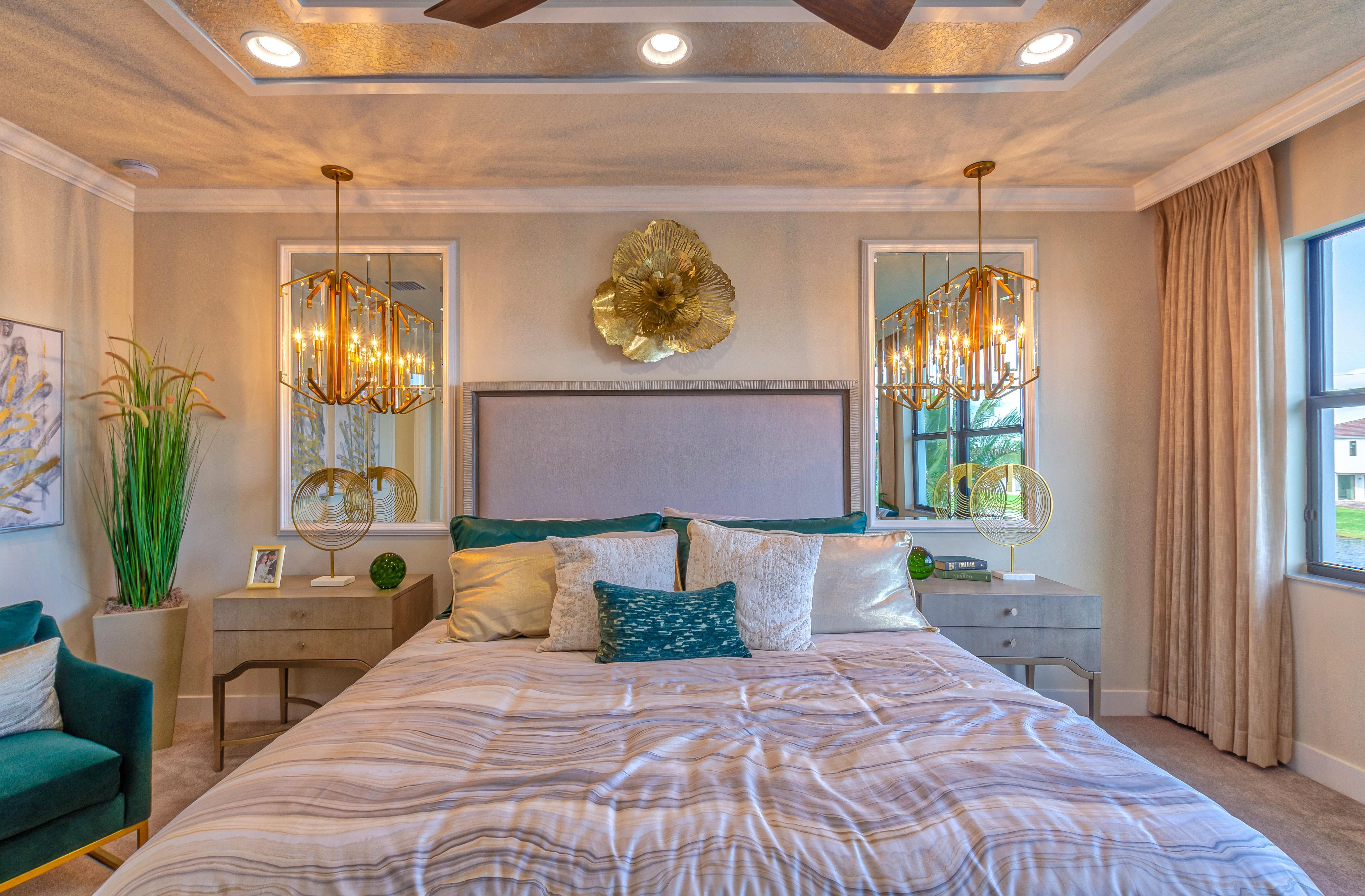 Bedroom featured in the Cabo By Akel Homes in Palm Beach County, FL