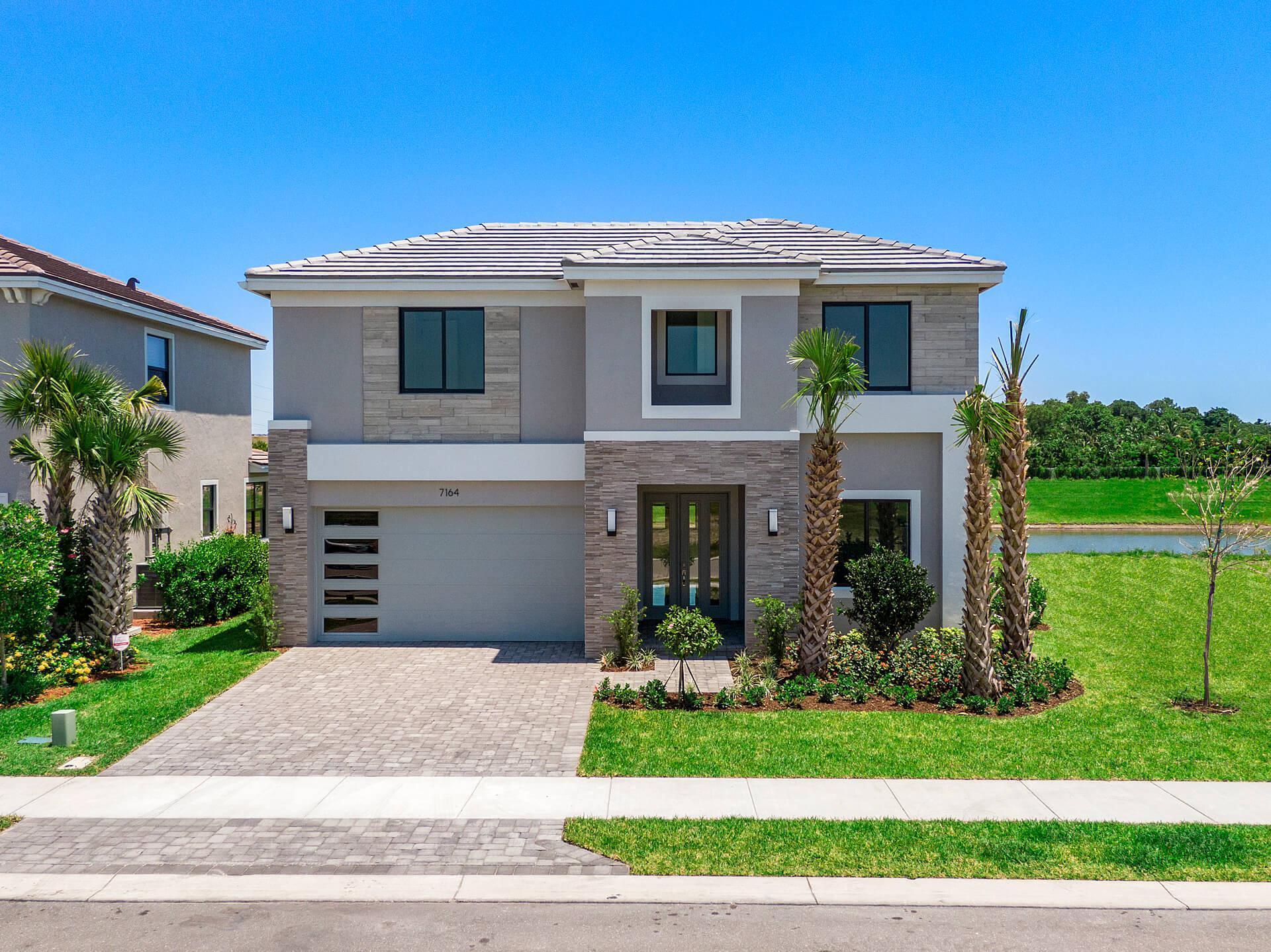 'Villamar Toscana Isles' by Akel Homes in Palm Beach County