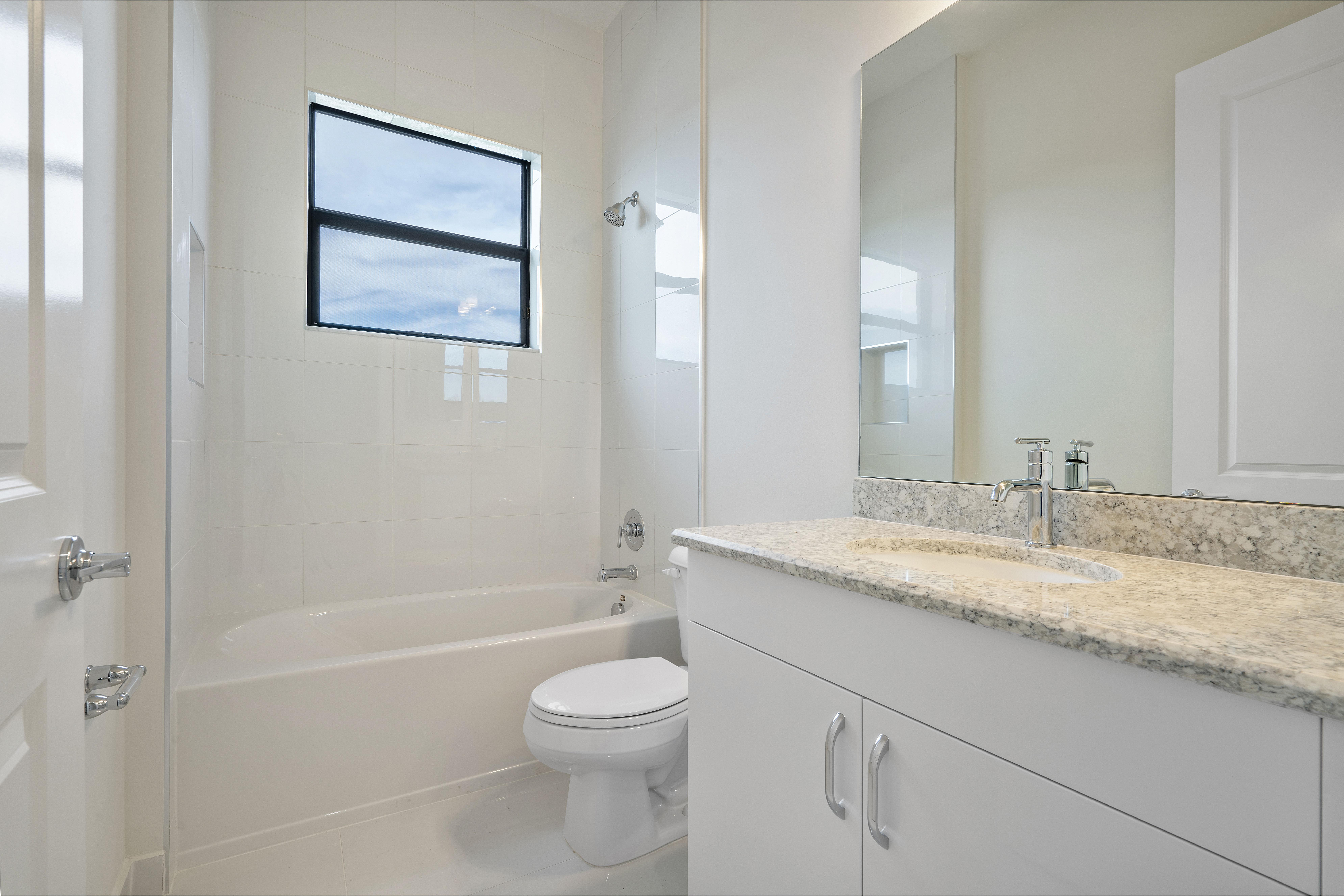 Bathroom featured in the Lago Grand By Akel Homes in Palm Beach County, FL