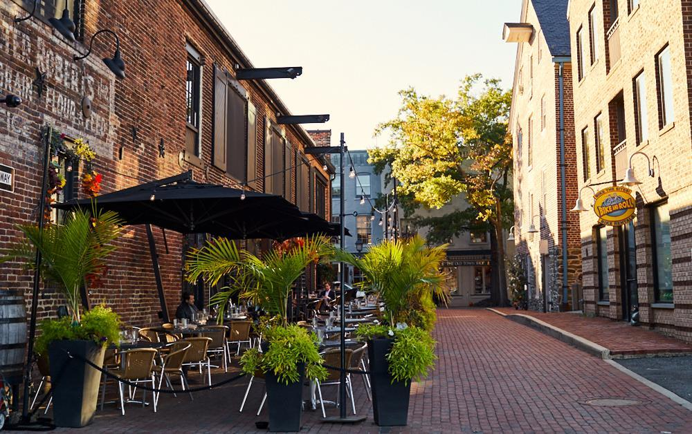 'Muse Old Town' by Muse Old Town in Washington