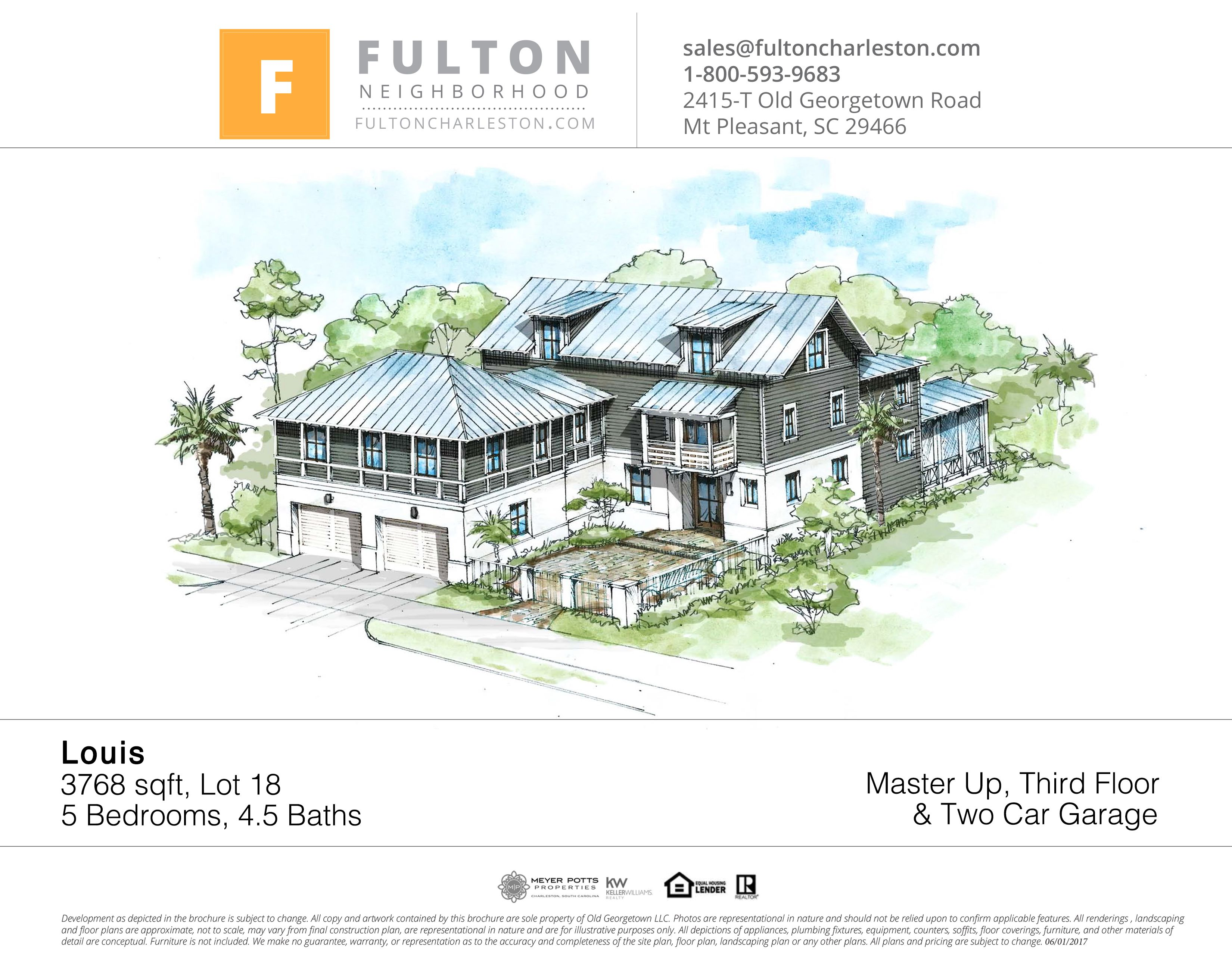 Fulton Charleston in Mount Pleasant, SC, New Homes & Floor Plans by ...