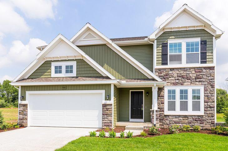 Exterior - Copperleaf home:Exterior - Copperleaf home