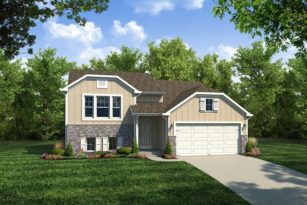 Classics 1750 Home Plan By Allen Edwin Homes In Sky King