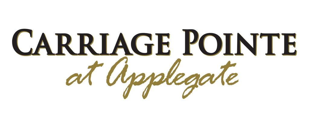 Carriage Pointe at Applegate