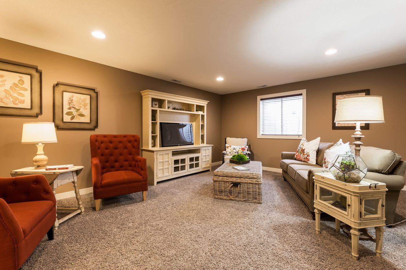 Living Area featured in the Elements 2390 By Allen Edwin Homes in Kalamazoo-Battle Creek, MI