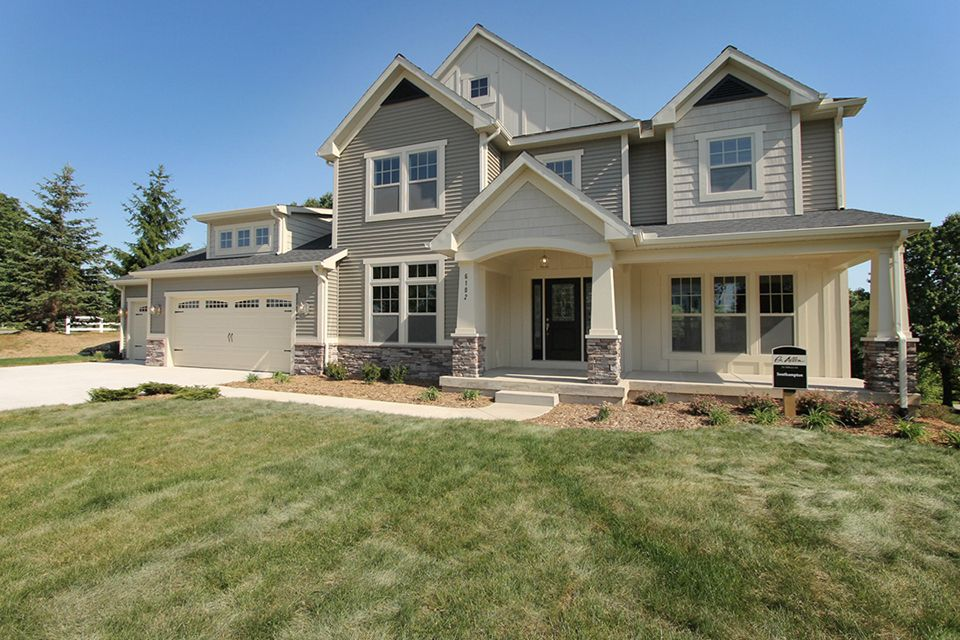Search west olive new homes find new construction in west for Home builder michigan