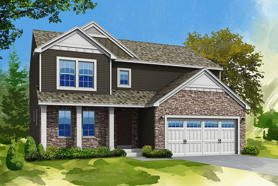 Elements 2070 home plan by allen edwin homes in lighthouse for Home elements
