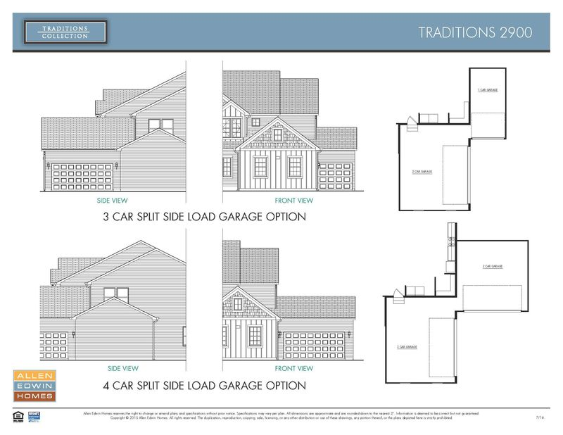 Traditions 2900 Model At 7401 Morganshire Court