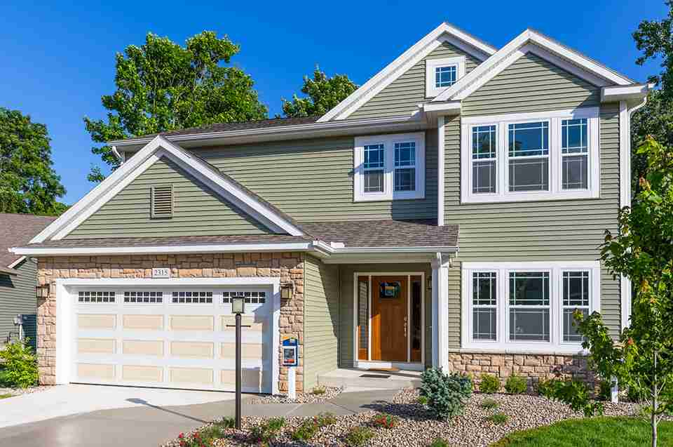 Exterior - Byram Ridge Home