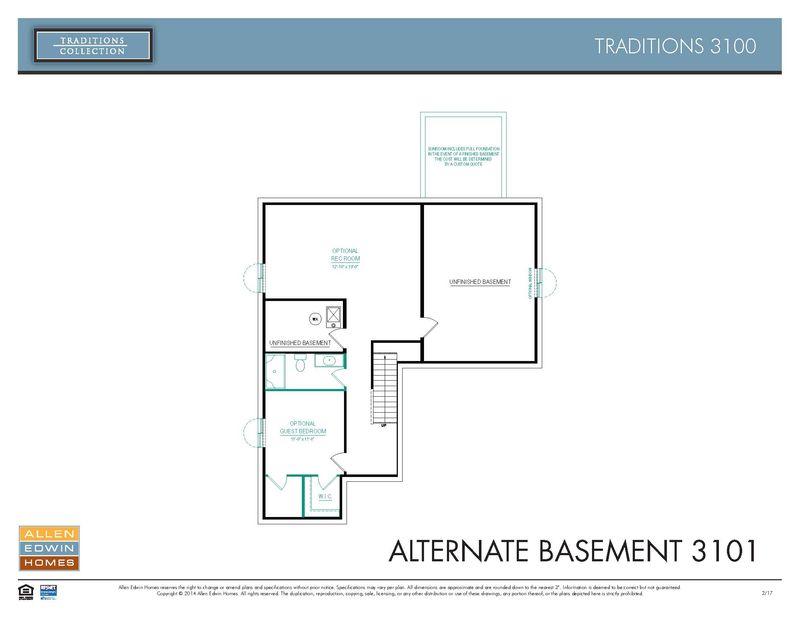 Alternate Basement