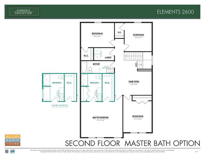 Second Floor Option