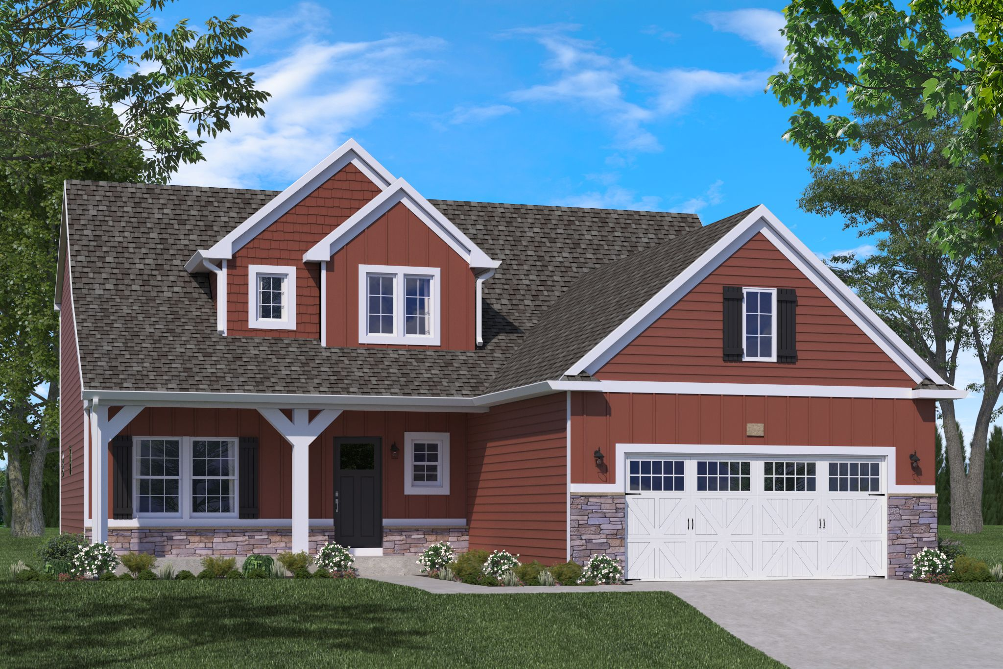 Starting at 266900 Traditions 2330 V80a Home