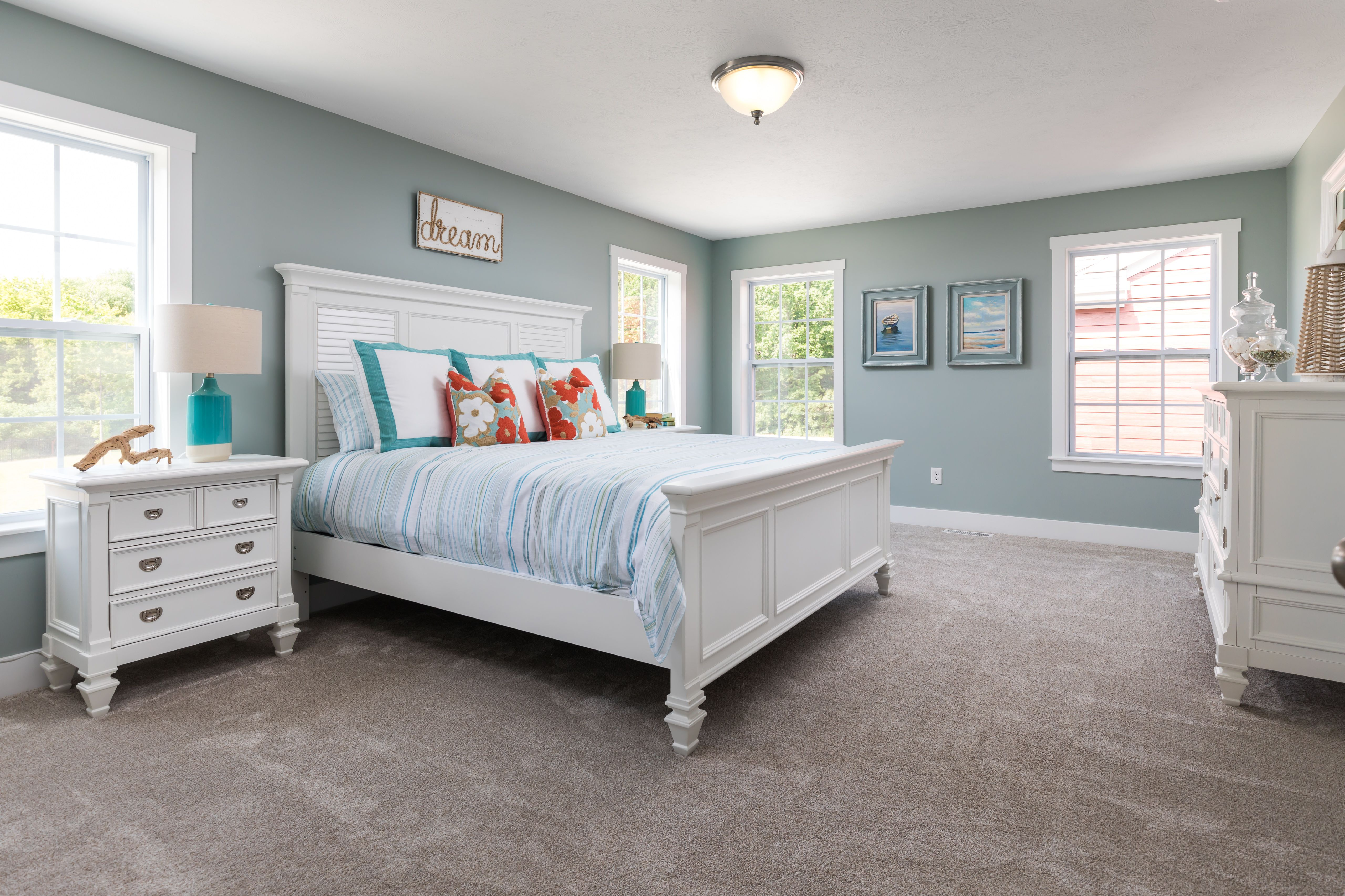 Bedroom featured in the Elements 2390 By Allen Edwin Homes in Benton Harbor, MI