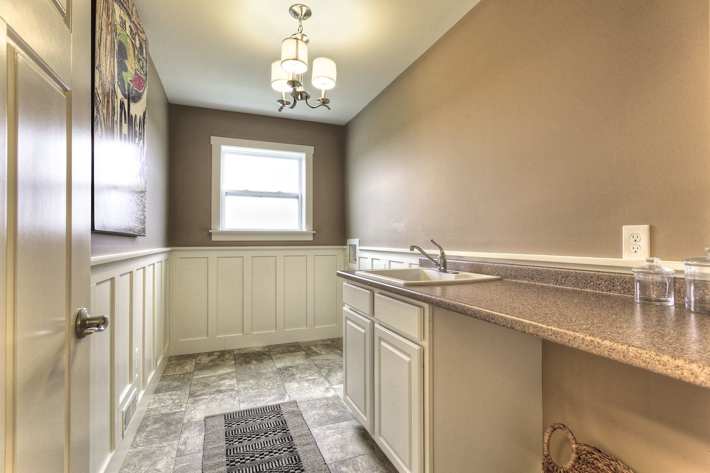 Living Area featured in the Traditions 3100 V8.0g By Allen Edwin Homes in Benton Harbor, MI