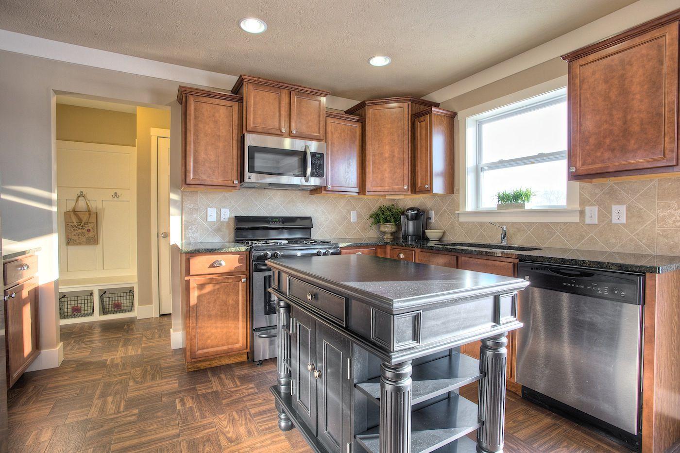 Kitchen featured in the Elements 1870 By Allen Edwin Homes in Benton Harbor, MI