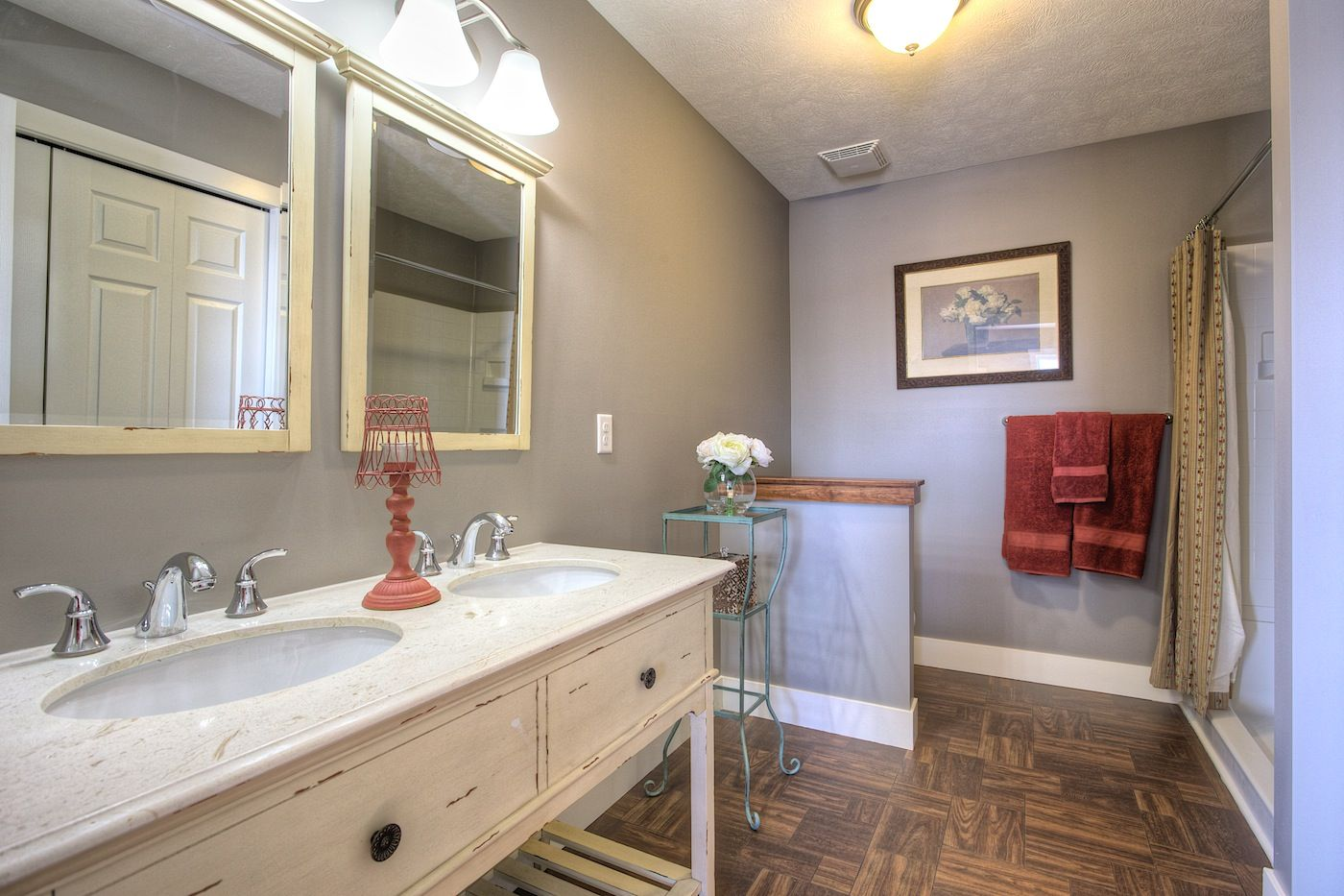 Bathroom featured in the Elements 1870 By Allen Edwin Homes in South Bend, IN