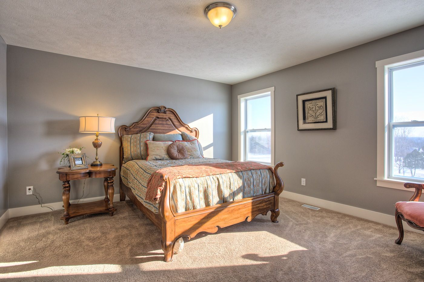 Bedroom featured in the Elements 1870 By Allen Edwin Homes in South Bend, IN