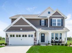 Elements 2390 - Oak Grove Meadows: Howell, Michigan - Allen Edwin Homes