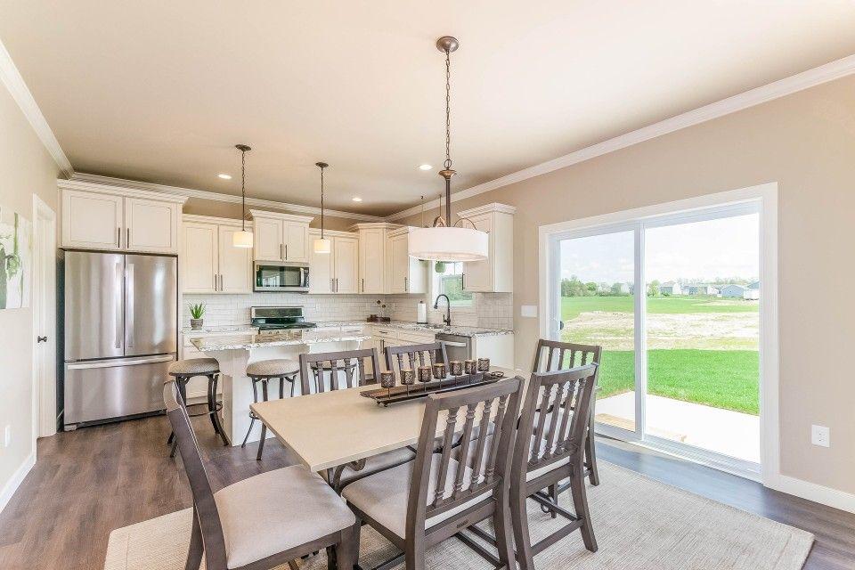 Kitchen featured in the Elements 2390 By Allen Edwin Homes in Ann Arbor, MI