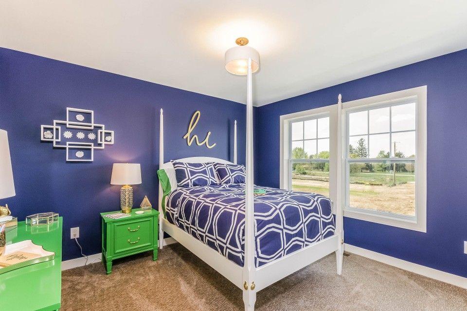 Bedroom featured in the Elements 2390 By Allen Edwin Homes in Ann Arbor, MI