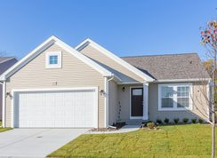 Elements 1400 - Spring Oak: Grand Blanc, Michigan - Allen Edwin Homes