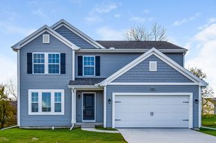 Elements 2070 - Orchard Hills of Fenton: Fenton, Michigan - Allen Edwin Homes
