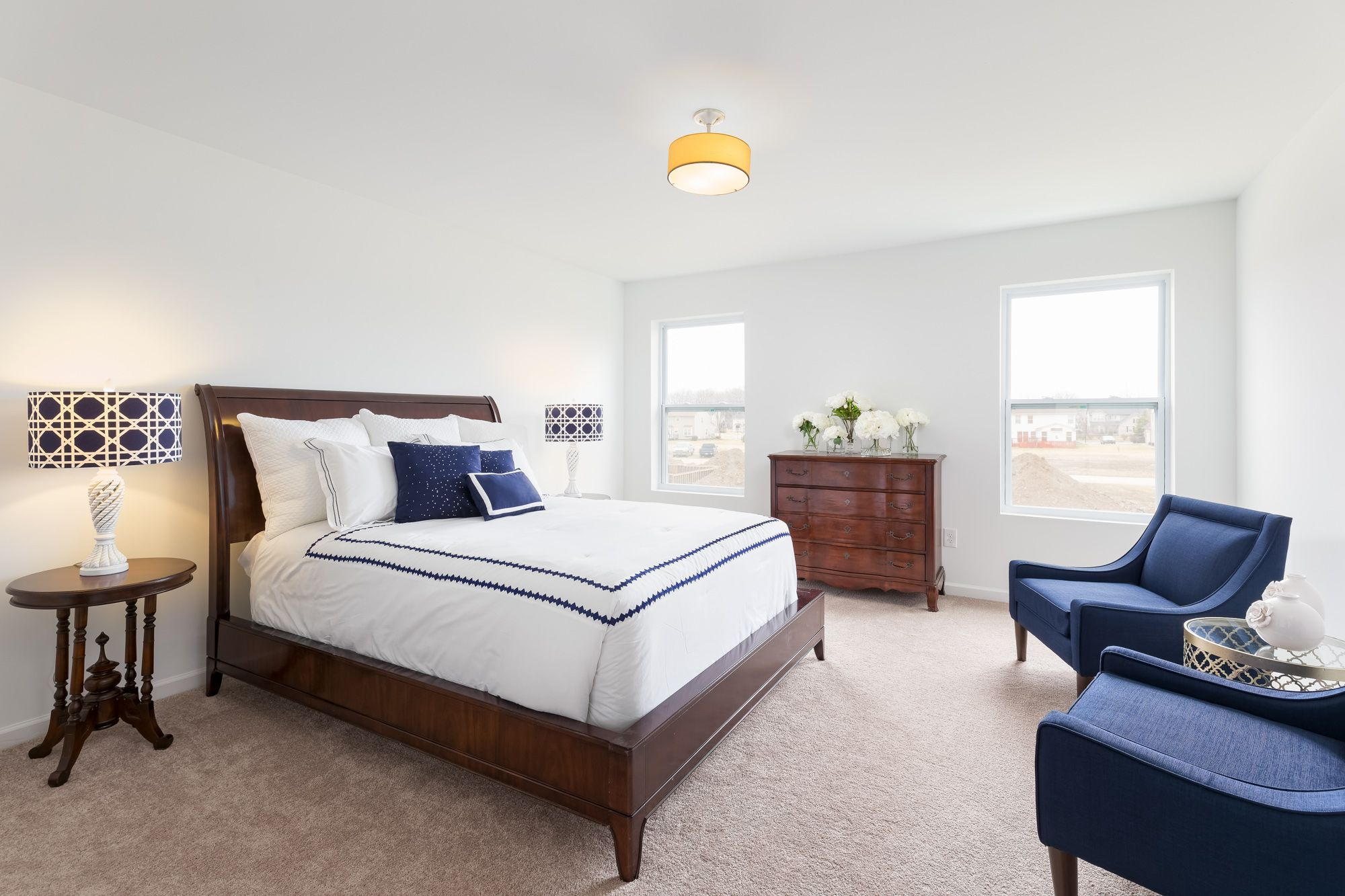 Bedroom featured in the Elements 2070 By Allen Edwin Homes in Flint, MI