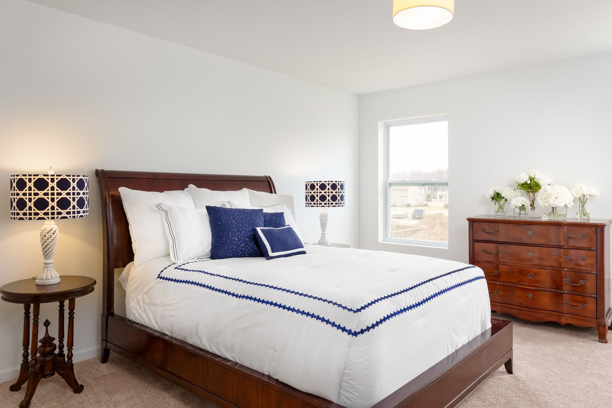 Bedroom featured in the Elements 2070 By Allen Edwin Homes in South Bend, IN