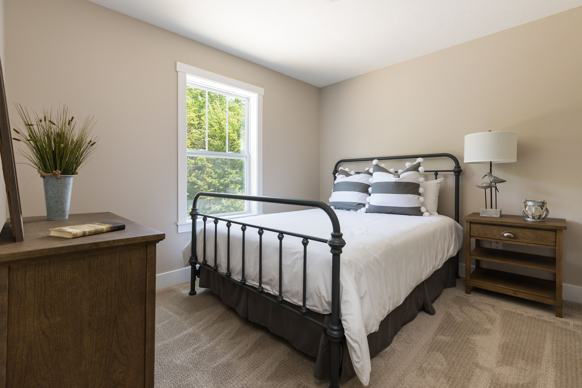 Bedroom featured in the Elements 2100 By Allen Edwin Homes in Grand Rapids, MI