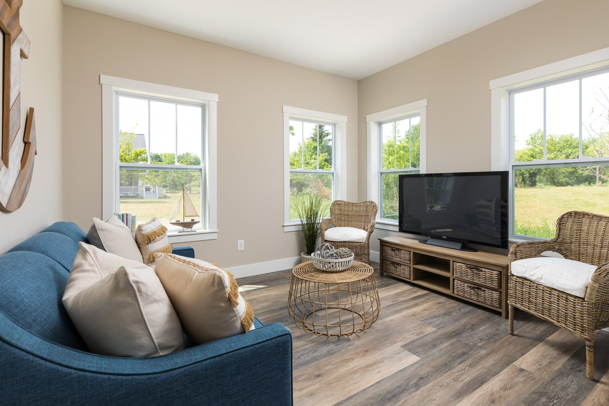 Living Area featured in the Elements 2100 By Allen Edwin Homes in Benton Harbor, MI