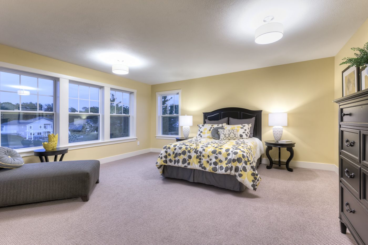 Bedroom featured in the Elements 2200 By Allen Edwin Homes in South Bend, IN