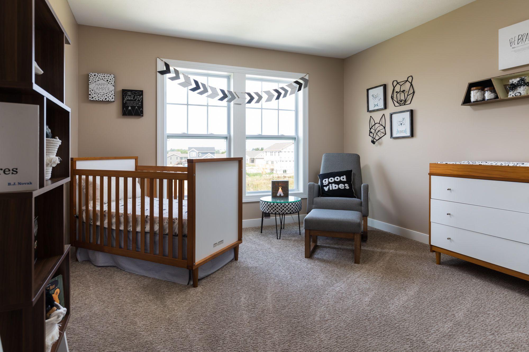 Bedroom featured in the Elements 2600 By Allen Edwin Homes in Grand Rapids, MI
